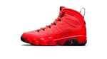Air Jordan 9 Chile Red Matching Outfit and AJ9 Chile Red Accessories Category