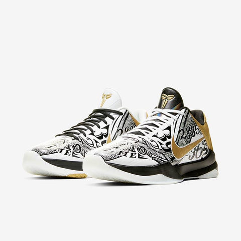 Nike Kobe 5 Protro Mamba Week Big Stage Sneaker Matching Outfit and T Shirt