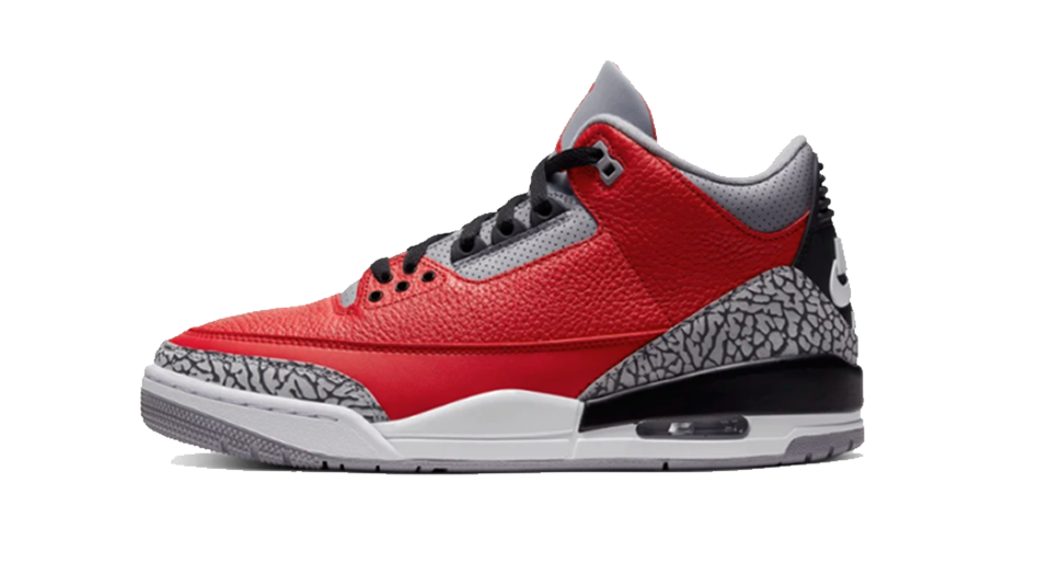 Air-Jordan 3 Red Cement Shirt Category Side Image