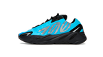 Yeezy Boost 700 Bright Cyan Sneaker match shirt out fit and Yeezy 700 Bright Cyan Accessories Category Image