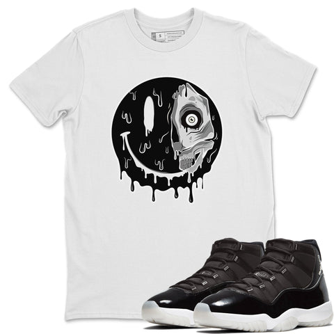 Dead Inside T-Shirt - Air Jordan 11 Retro Jubilee 25th Anniversary Air Jordan 11 Unisex Crew Neck T Shirt Jordan 11 Retro Jubilee White Tee