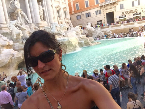 Trevi Fountain with UrbanUndercover