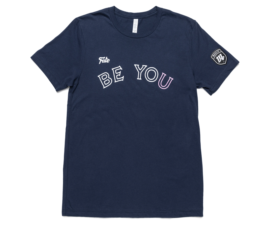 World Changer's Be YoU Tee