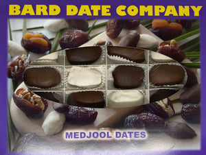 Medjool Date Chocolate Pecan Surprise