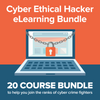 Cyber Ethical Hacker eLearning Bundle