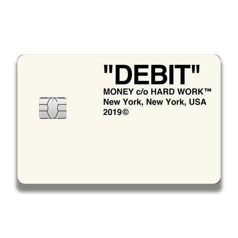 Debit Off-White