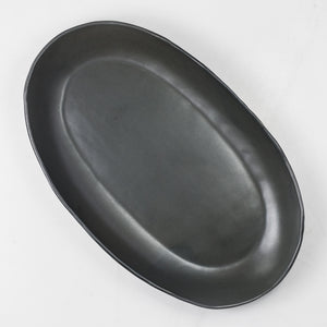 (Registry) Deep oval platter - Connor McGinn Studios