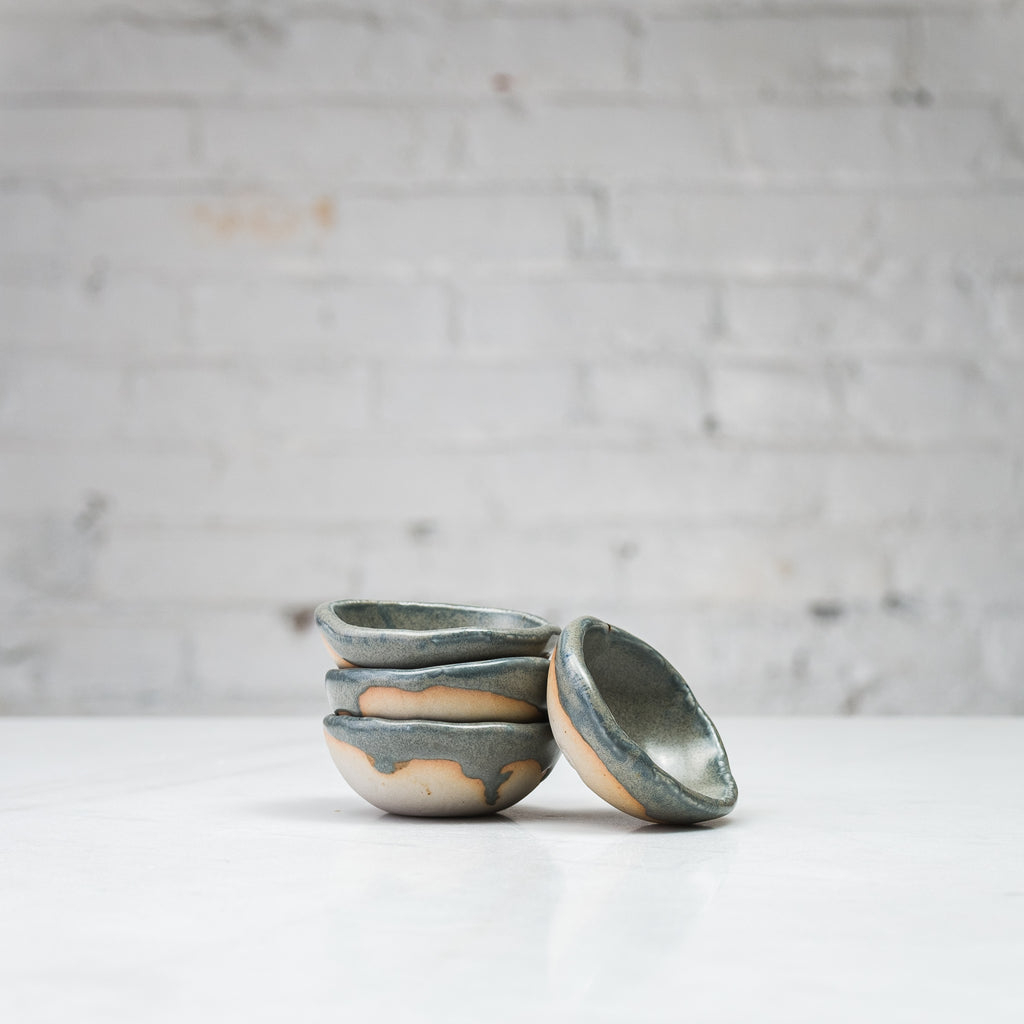 (Registry) Set of 4 pinch bowls - Connor McGinn Studios