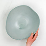 Oversized Porcelain Bowl - Connor McGinn Studios