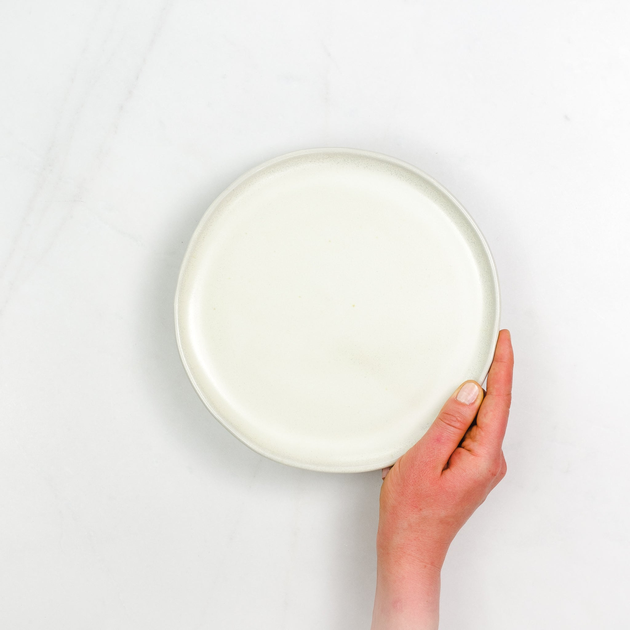 Lunch Plate (Porcelain)