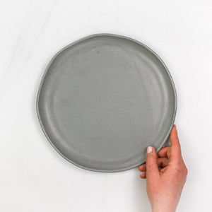 Porcelain Dinner Plate - Connor McGinn Studios