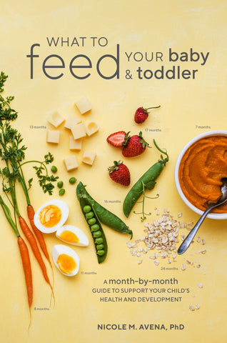 What to Feed Your Baby and Toddler?