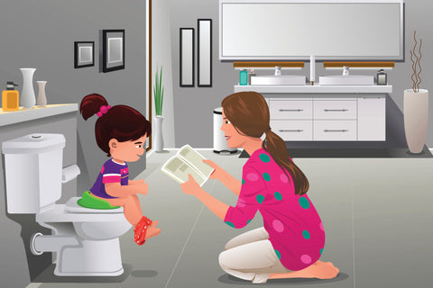 potty world to use when toilet training