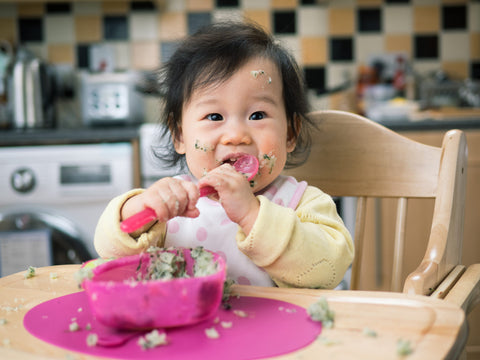Potty Training Problems Caused by Your Child's Diet