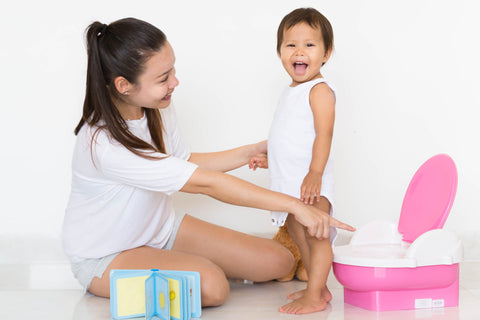 Recognize your Child's Toilet Training Readiness