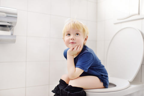4 phrases to memorize before potty training