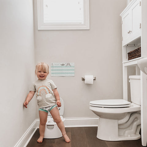 IT'S POTTY TRAINING TIME WITH POTTY GENIUS!