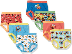 Handcraft Sesame Street Boys Training Pants