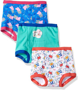Handcraft Girls Peppa Pig Training Pants