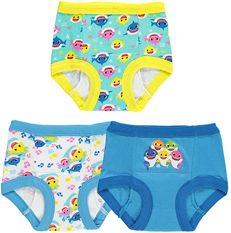 Handcraft Baby Shark Toddler Training Pants