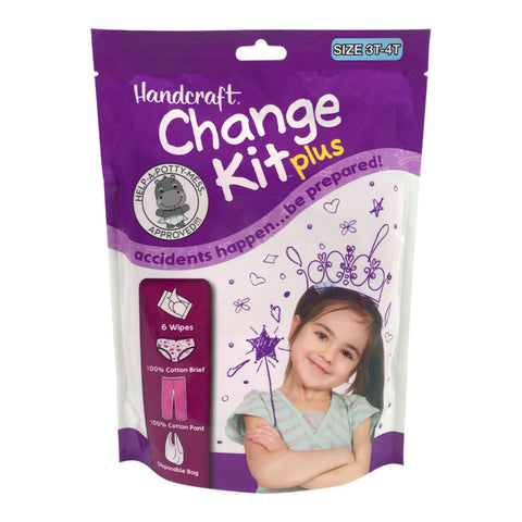 Handcraft Change Kit Plus - Girls 3T/4T