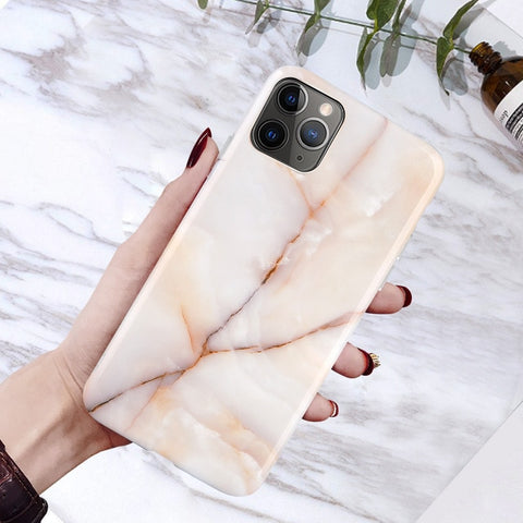 Luxury Retro Marble Phone Case