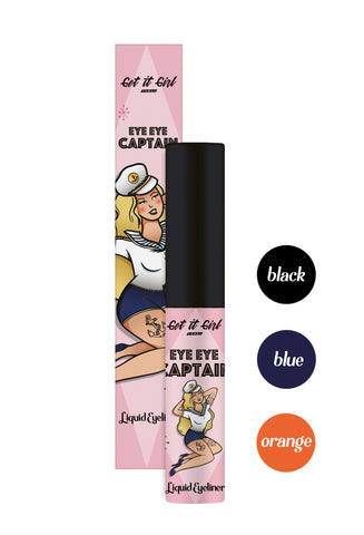 EYE EYE CAPTAIN Liquid Eyeliner