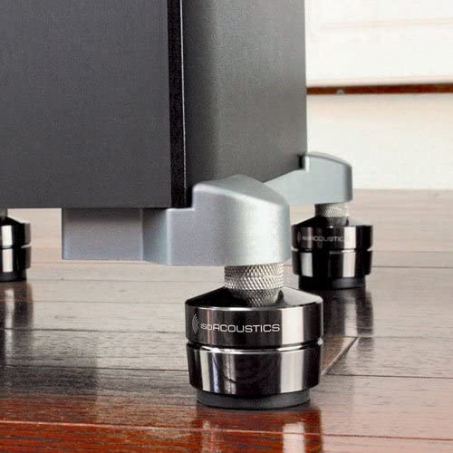 IsoAcoustics GAIA III Isolation feet for speakers & subwoofers