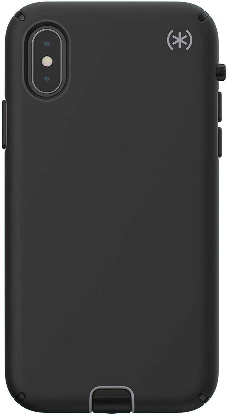 Speck Presidio Sport Case for for iPhone Xs Max Gunmetal Grey/Black