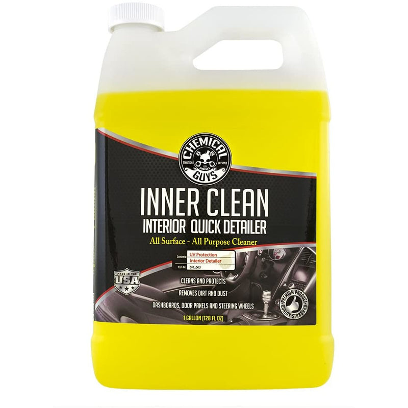 Chemical Guys SPI_663 InnerClean Interior Quick Detailer and Protectant (1 Gal)