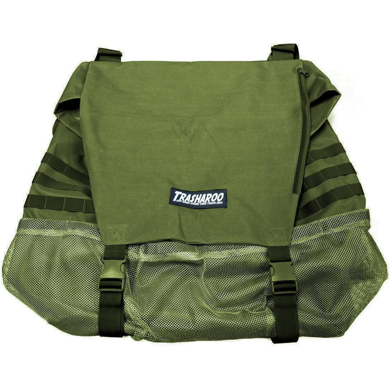 Trasharoo Spare Tire Trash Bag Green