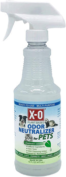 X-O Plus Odor Neutralizer/Cleaner Ready-To-Use Spray, 16-Ounce