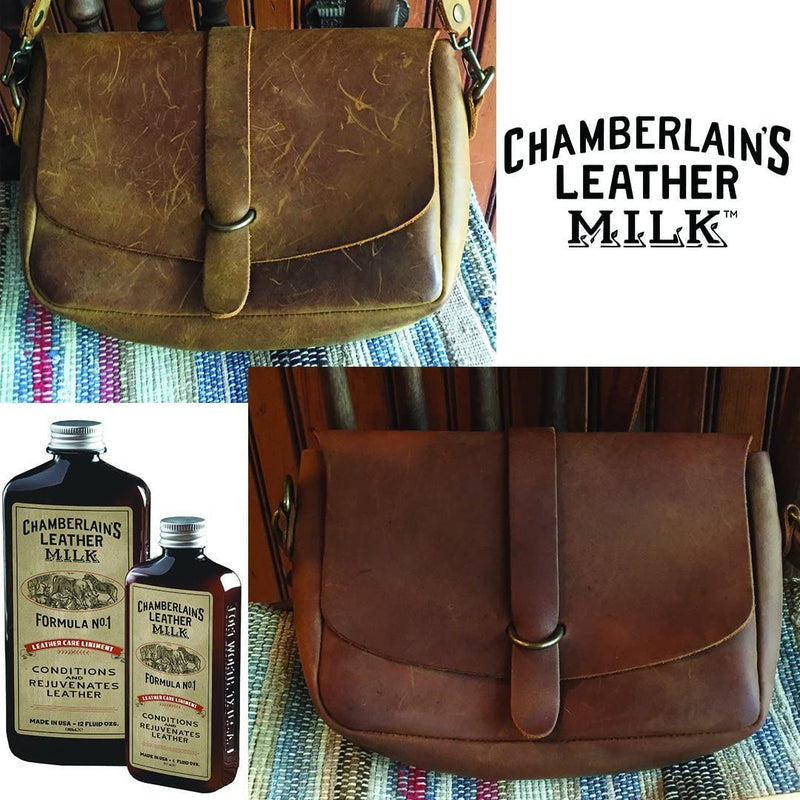 Leather Care Liniment 12oz