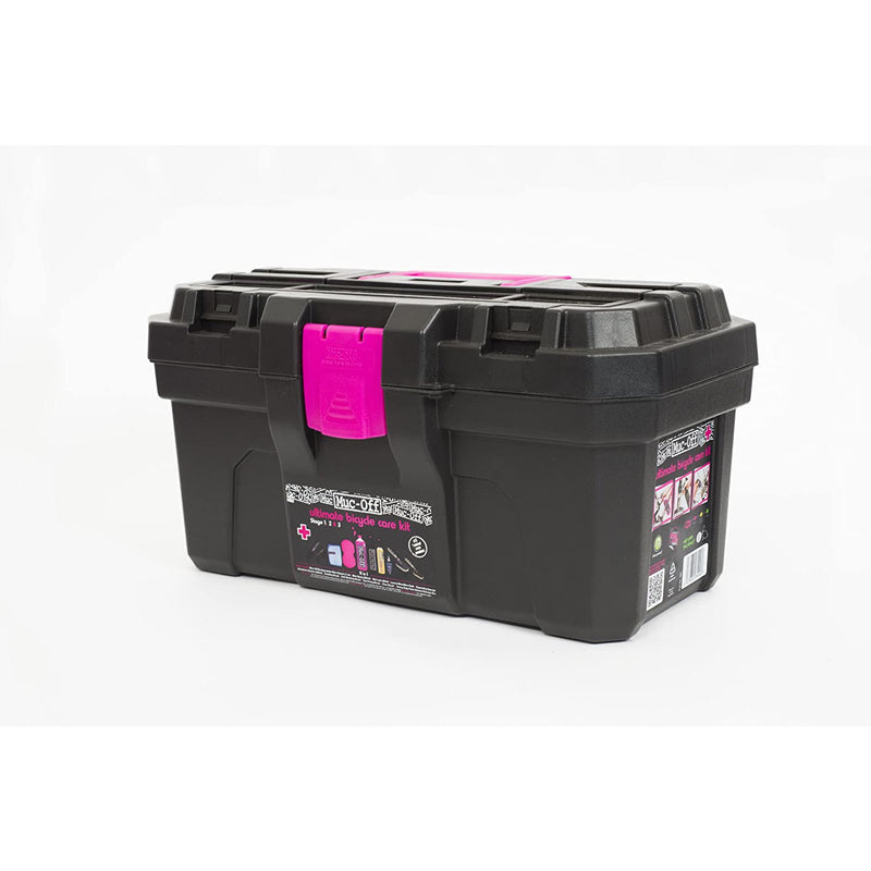 Muc Off 284US Black Ultimate Bicycle Cleaning Kit