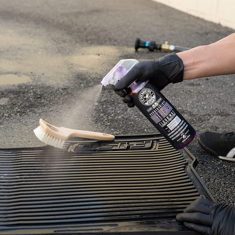 Chemical Guys CLD_700_16 Floor Mat Cleaner and Protectant (Rubber + Vinyl), 16 fl. oz