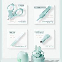 Load image into Gallery viewer, 4pcs Newborn Healthcare Kit Set