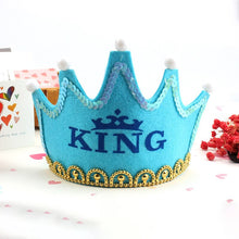 Load image into Gallery viewer, 1st Birthday Party LED Crown