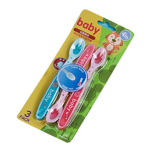 Baby Soft Temperature Spoon