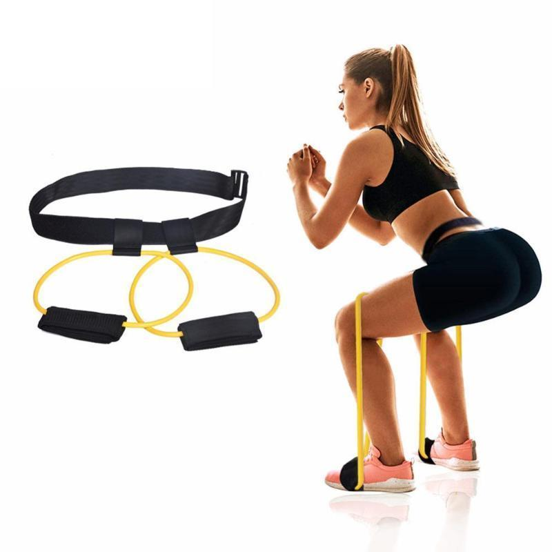 Booty Belt - Home Workout Booty Builder - Gymflexfitness
