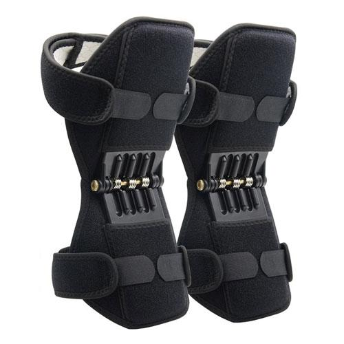 Joint Support Powerful Rebound Spring Force Knee Pads - Gymflexfitness