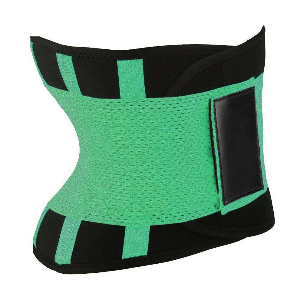 Waist Slimming Belt Body Shaper - Gymflexfitness