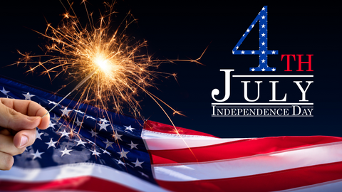 How to Plan a 4th of July Celebration for Your Sports Apparel and Accessories Brand