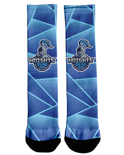 Custom Crew Socks - AOPSCS