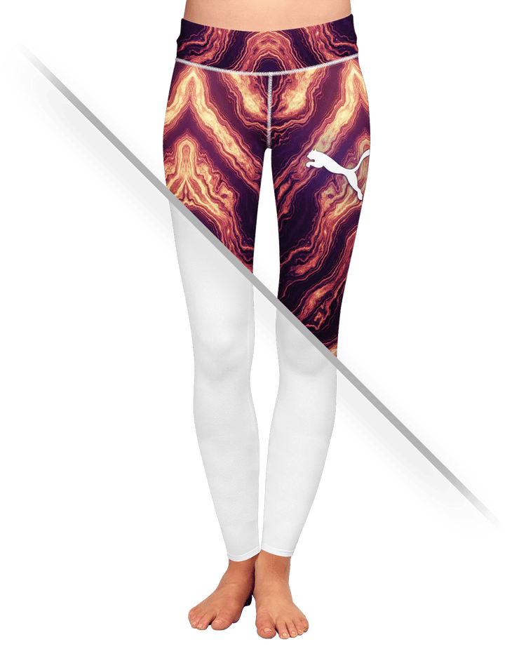 Custom Women's Yoga Legging