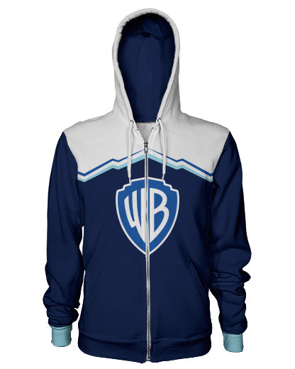 Custom Unisex Zip Up Hoodie