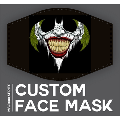 Custom Premium Face Mask
