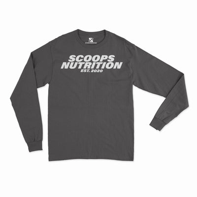 CAPSULE PERFORMANCE LONG SLEEVE freeshipping - Scoops Nutrition