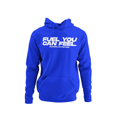 SLOGAN PERFORMANCE HOODIE freeshipping - Scoops Nutrition