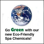 Eco friendly spa chemicals