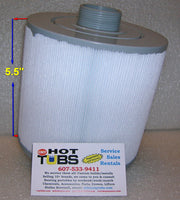 Softub 6 inch SCREW-ON Unifilter